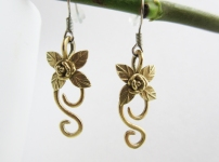 rose earrings 6